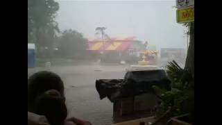 Евпатория ураган самый большой шторм за последние 15 лет(Евпатория самый большой шторм и ураган за последние 15 лет сломавший множество деревьев и погрузивший город..., 2016-06-26T04:30:52.000Z)