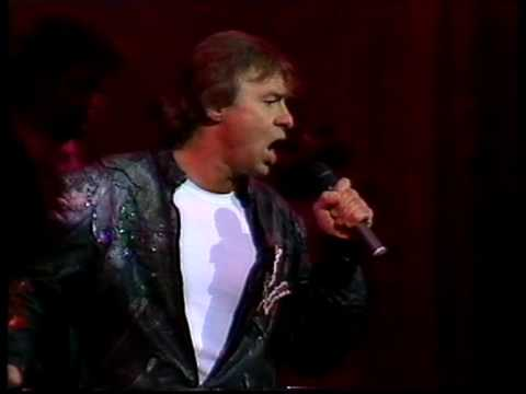 Jerry Williams  It Keeps Rainin' Globen 1990