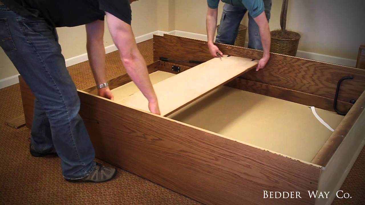 Disassembling your Murphy Bed   Bedder Way Murphy Beds   YouTube