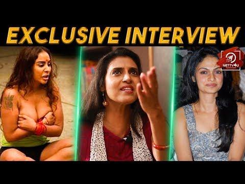 Sri Reddy'யும்  Suchi'யும் யோக்கியமானு கேட்காதீங்க ! - Thrashes Actress Kasthuri Exclusive Interview
