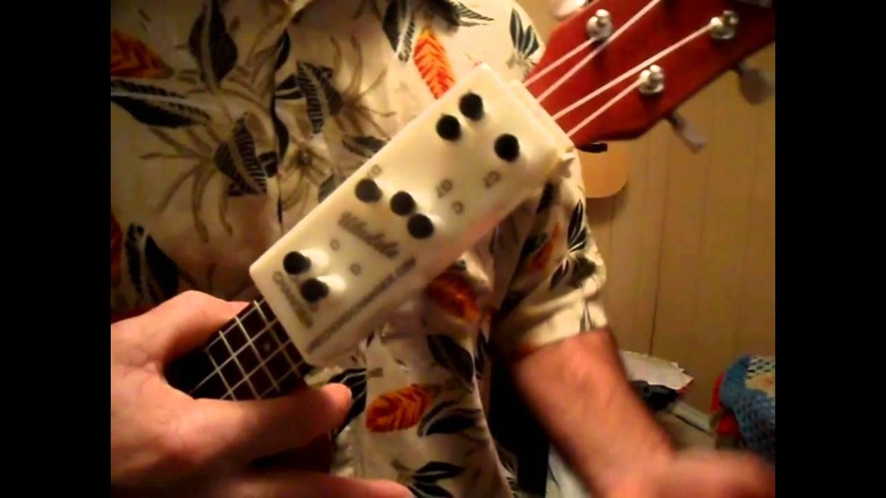 Ukulele Chord Changer Toes Youtube