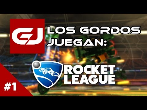 Rocket League: Los Gordos Juegan - Parte 1 | 3 Gordos Bastardos