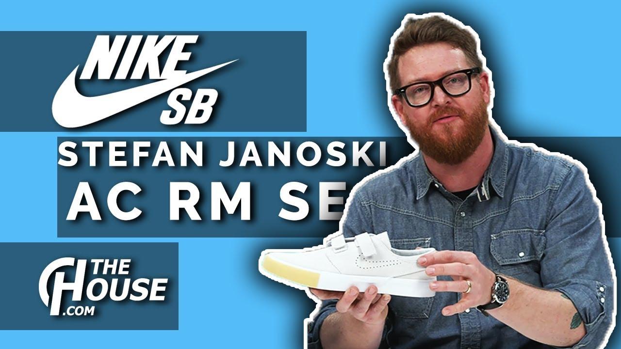 SB Skate Stefan Shoes Zoom Nike AC Janoski SE RM eEDW9IHb2Y