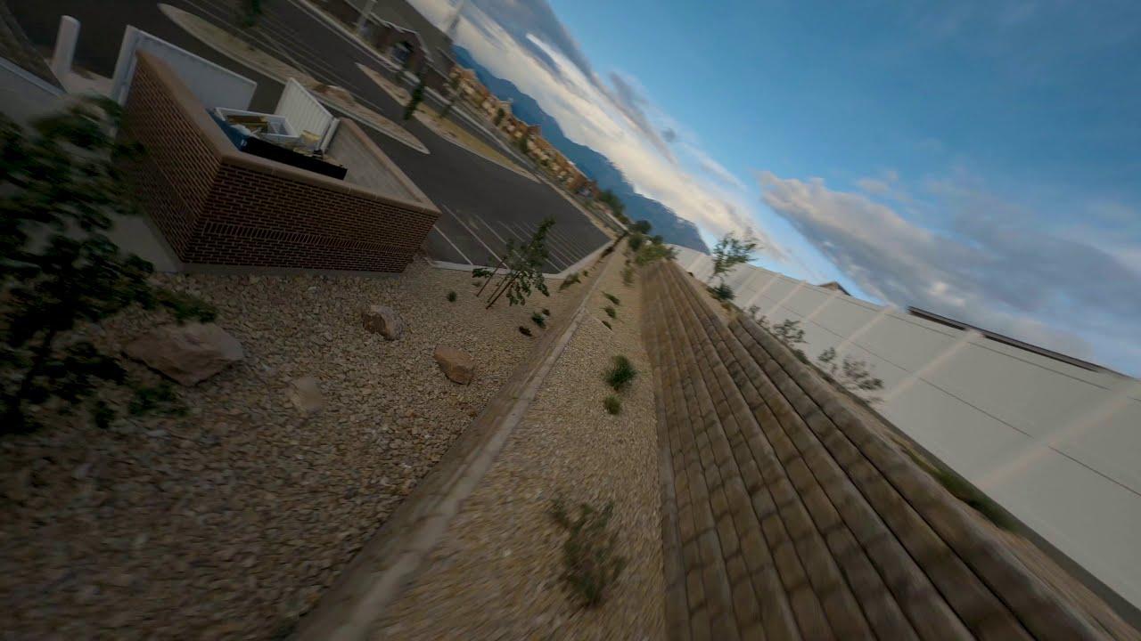 Church Racing Track with FPV Drones картинки