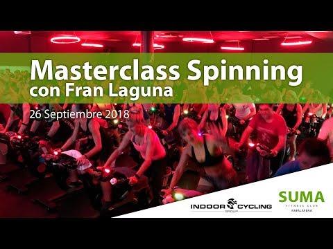 Spinning con FRAN LAGUNA | SUMA Rafalafena