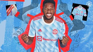 JUST DROPPED: THE MANCHESTER UNITED 2021/22 AWAY KIT