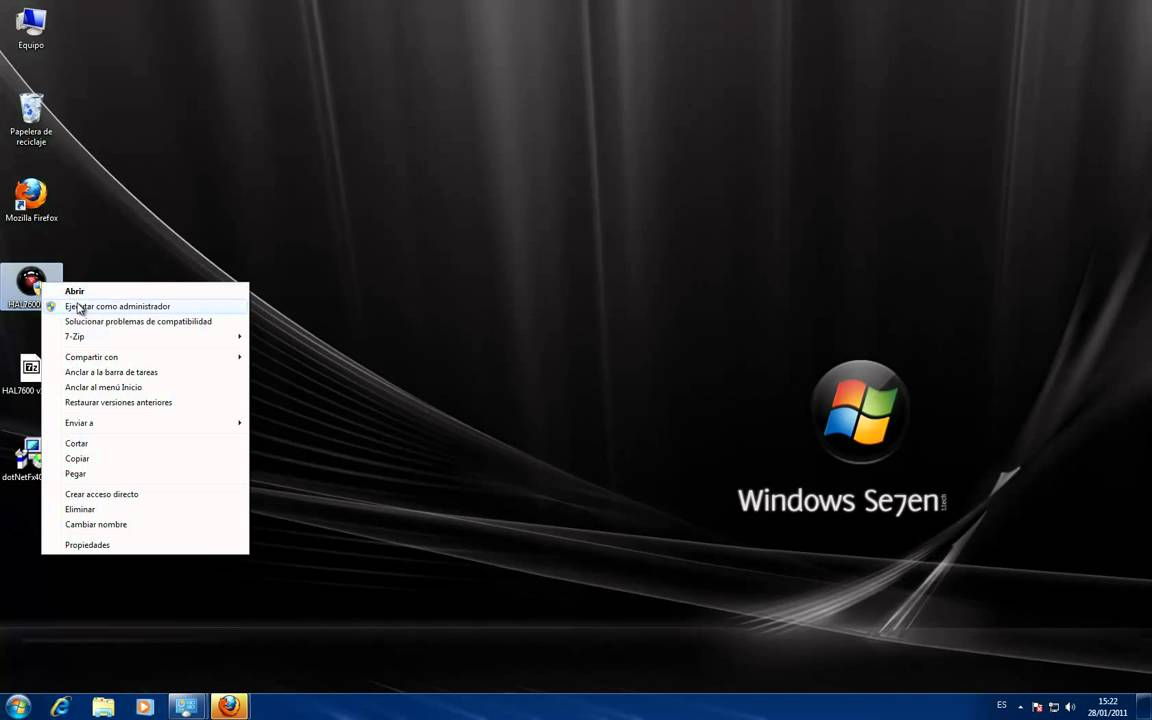 hal7600 windows 7 activation