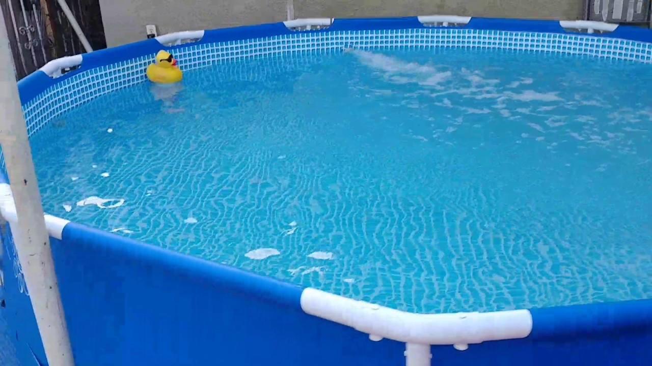 Ezoll badmbel best badmbel kaufen bauhaus im ganzen for Intex pool bauhaus