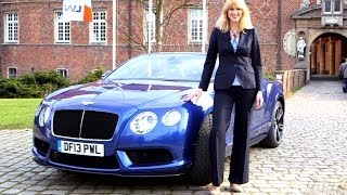 2014 Bentley Continental GTC V8 Review - Fast Lane Daily