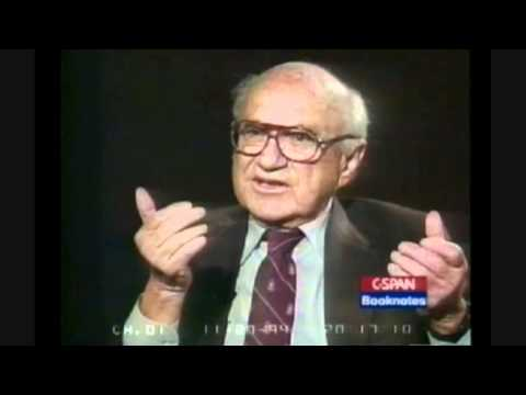 "Milton Friedman on Hayek's ""Road to Serfdom"" 1994 Interview 1 of 2"
