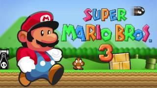 """Super Mario Bros. 3 - """"Athletic"""" [High Quality Remix]"""