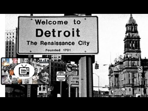 Yesterday and Tomorrow in Detroit (Film Compilation)