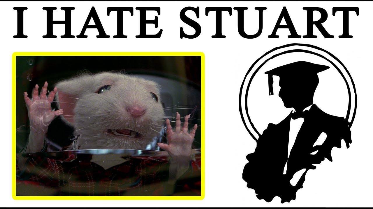 Stuart Little Must Die Lessons In Meme Culture Youtube