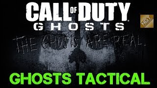 Ghosts Tactical - CoD Ghosts THE Best CoD Multiplayer Ever?