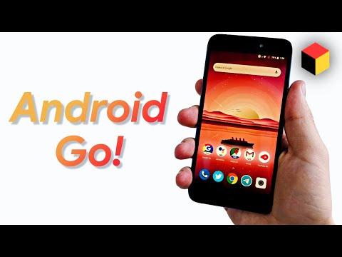 Обзор Android Go Edition – что это такое, как работает и зачем нужно?