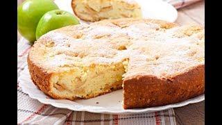ВКУСНЕЙШИЙ Яблочный пирог. Как приготовить пирог с яблоками?!