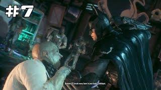 Batman: Arkham Knight - Part 7 - LOOKING FOR PENGUIN!