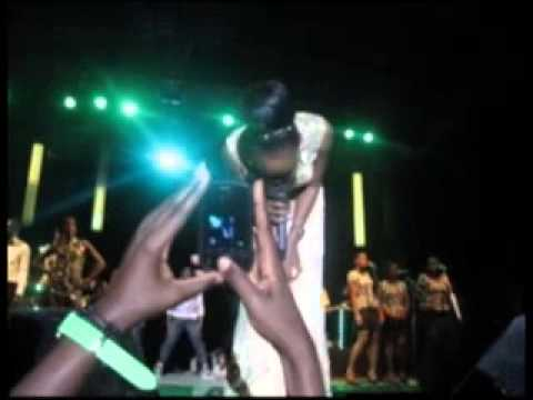 Download Rema Comes On Stage At Kukaliba Concert 2013