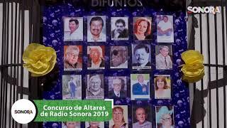 Concurso de Altares 2019 de Radio Sonora