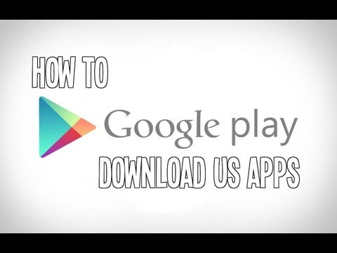 Android Tutorial: Download US ONLY Apps