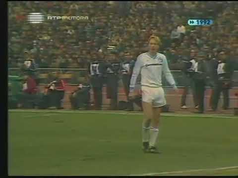 Dynamo Kiev - Porto. EC-1986/87 (1/2(2)) (1-2)