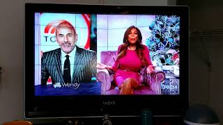 Wendy Williams tells it like it is about Matt Lauer!! 112917