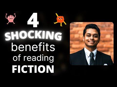 4 Reading Fiction Benefits to Improve Communication Skills
