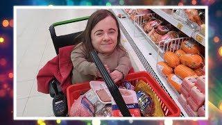 Jak robię zakupy spożywcze na wózku inwalidzkim? ♿ | Magdalena Augustynowicz