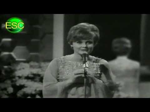 ESC 1967 09 - Germany - Inge Brück - Anouschka