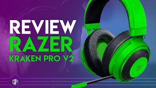 Headset Bliss! Razer Kraken Pro V2 Review