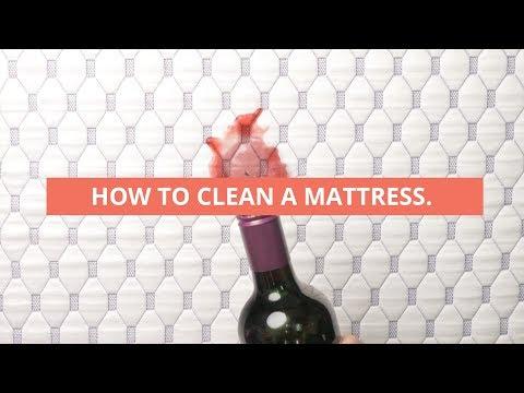 How To: Clean a Memory Foam Mattress