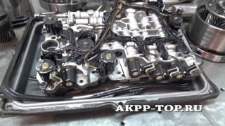 Ремонт АКПП СсангЙонг Кайрон BTR M78 DSI (1080p)(Разобранная АКПП BTR M78 DSI с комментариями., 2016-04-04T12:22:40.000Z)