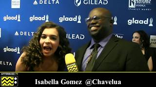 Isabella Gomez at The Glaad Awards 2018