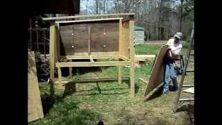 Chicken Coop Build - Part 3