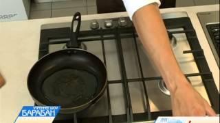 Завтрак в Анетти: куриные котлеты с пряными овощами