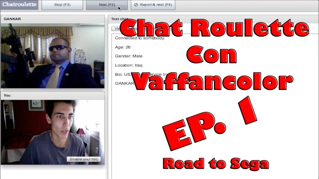 Chat Roulette Con Vaffa. EP.1 - YouTube