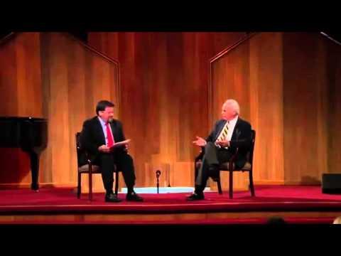 "John MacArthur on Being a ""Celebrity Pastor"""