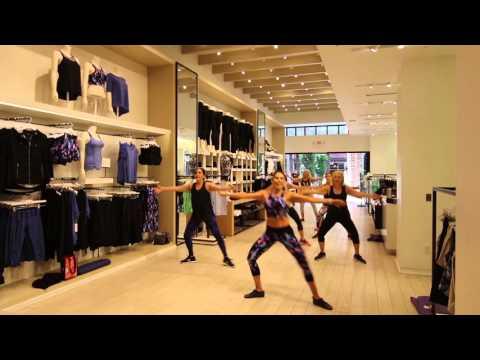 Ballet Barre at Calvin Klein Performance 45 minute class
