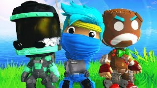 LittleBigPlanet 3 - ULTRA FORTNITE GIVEAWAY 4.0 Outfits/Costumes - Fortnite Battle Royale