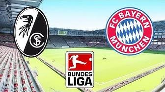 SC Freiburg vs FC Bayern München - 18.12.2019 ⚽ 16.Spieltag - Bundesliga 2019/2020 | PES 2020