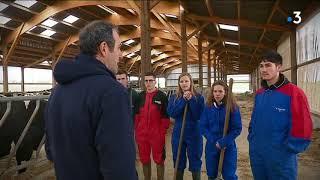 Les formations agricoles sont-elles plus vertes? Exemple dans un lycée de Quessoy (22)