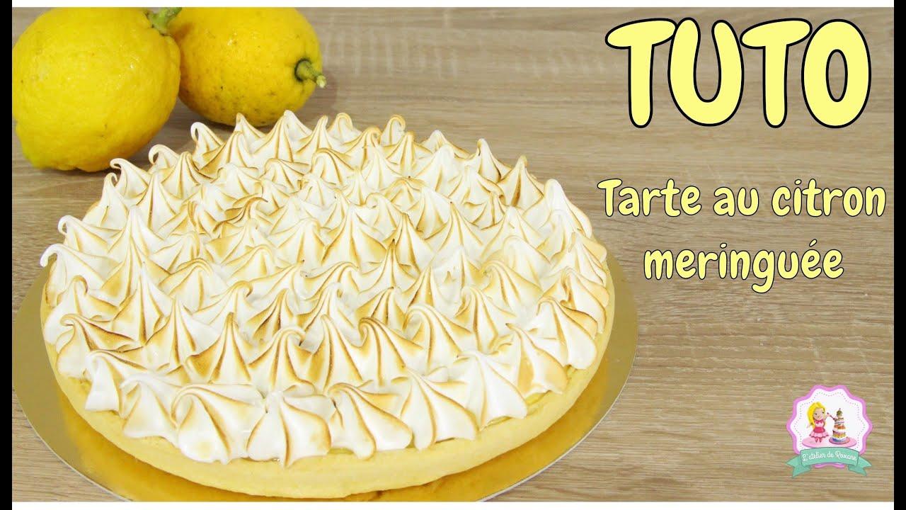 recette tarte au citron meringu 201 e p 194 te bris 201 e meringue italienne