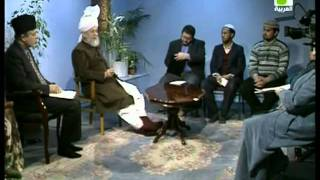 Liqa Ma'al Arab 11 March 1998 Question/Answer English/Arabic Islam Ahmadiyya