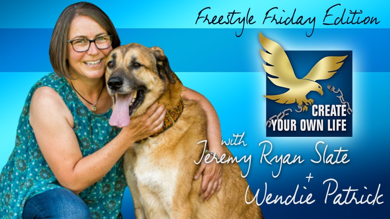 The Pet Owner's Guide to Optimal Wellness, Feat. Wendie Patrick | Freestyle Friday