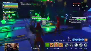 Fortnite Live Save the World and Real Battle, NATAL BUON TO ALL MY INSCRIBES