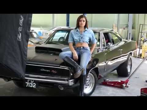 Bad Granny Gets Fast and Furious - The Furious 7 Tribute