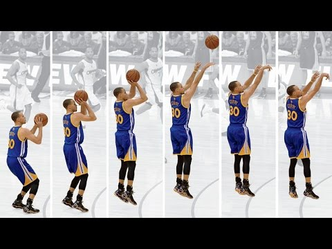 Stephen Curry Shooting Drill ☆MVP☆ - YouTube