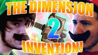 The Dimension Invention! (Part 2) - Cute Mario Bros.