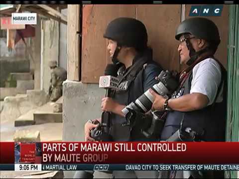 Isis or maute, the AFP continues airstrikes vs Maute group in Marawi