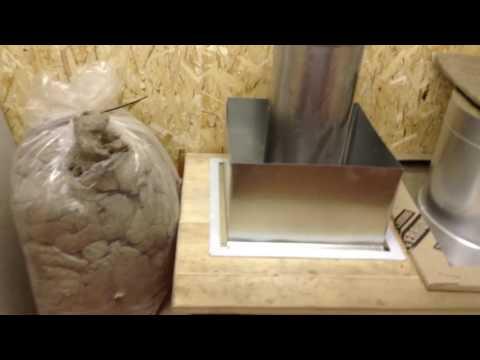 видео: Как сделать пожаробезопасным проход дымохода через потолок или стену!